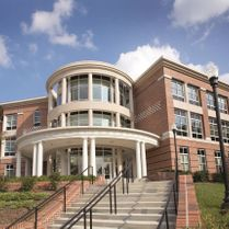UNCG Humanities & Research Building